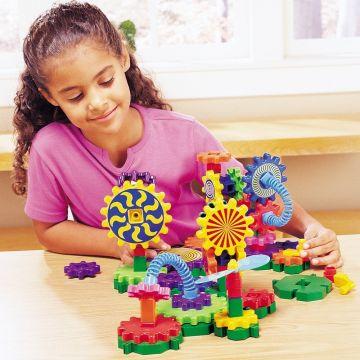 Learning Resources Set de constructie - Gears! Gizmos