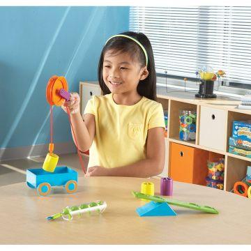 Learning Resources Set STEM - Mecanisme simple