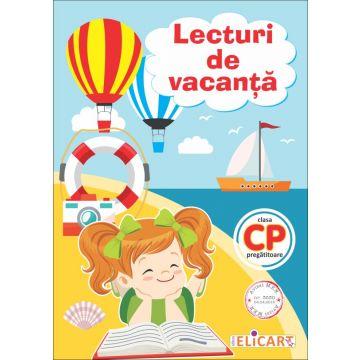 Lecturi de vacanţă clasa pregătitoare (Elicart)