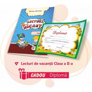 LECTURI DE VACANTA PENTRU CLASA A II-A (DIPLOMA CADOU)