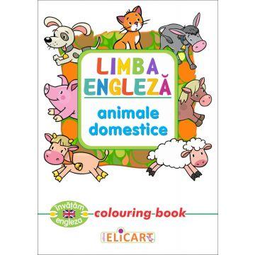 Limba engleză. Animale domestice (Elicart)