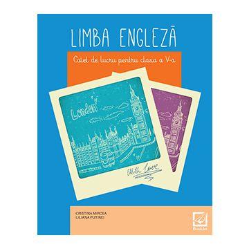 Limba engleza - caiet de lucru - clasa a V-a (Booklet)