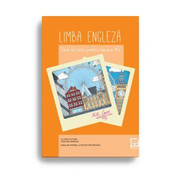 Limba engleza, clasa a VI-a 2017 (Booklet)