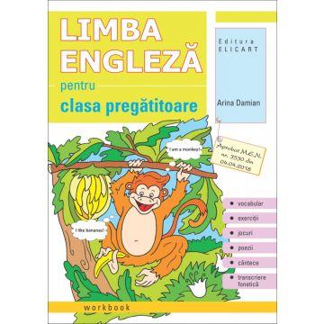 Limba engleză pentru clasa pregătitoare (Elicart)