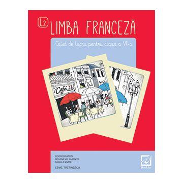 Limba Franceza - caiet de lucru - clasa a VII-a (Booklet)