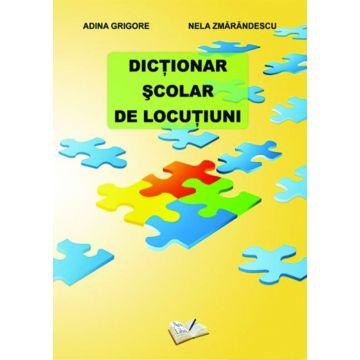 Dictionar Scolar de Locutiuni (Ars Libri)