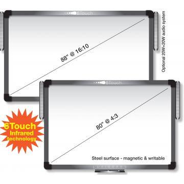 Tabla interactiva LuxiBoard Touch 80