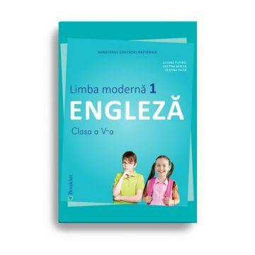 Manual limba moderna 1 - Limba Engleza pentru clasa a V-a (Booklet)
