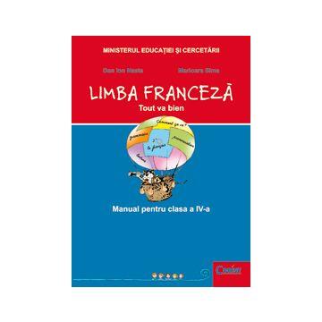 MANUAL CLASA A IV-A - FRANCEZA