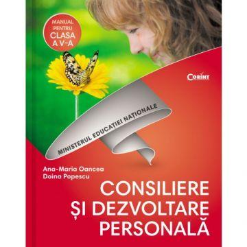 Manual. Clasa a V-a. Consiliere si dezvoltare personala (Corint)