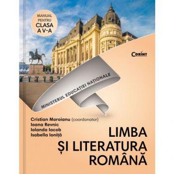 Manual pentru clasa a V-a. Limba si literatura romana (Corint)