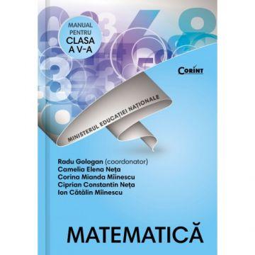 Manual. Clasa a V-a. Matematica (Corint)