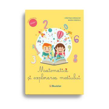 Matematica si explorarea mediului pentru clasa I (Booklet)