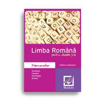 Memorator de romana V-VIII (Booklet)