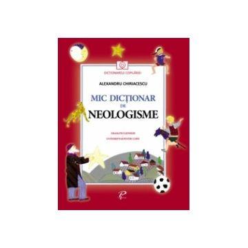 Mic dictionar de neologisme (Prut)