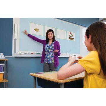 Pachet interactiv Mimio Teach Wireles 180x120 cm și videoproiector de apropiere Epson EB 520