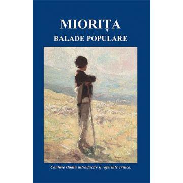 Miorita. Balade populare (Cartex)