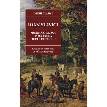 Moara cu noroc- Ioan Slavici (Cartex)