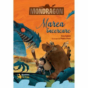 Mondragon. Marea incercare , vol. I - Ana Galan (Booklet)