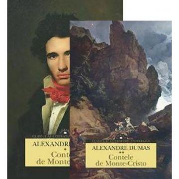 Contele de Monte-Cristo (vol. 1 & 2) (Corint)