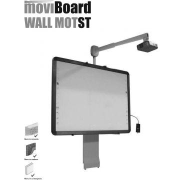 Suport tabla interactivă cu prindere pe perete MOVIBOARD - Videoproiector ST