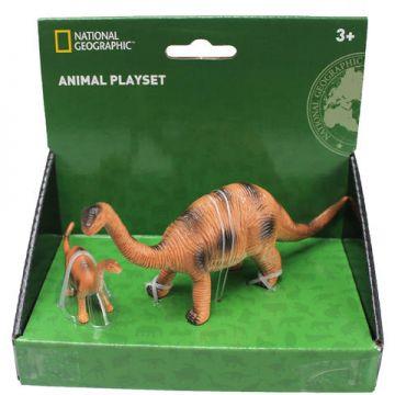 National Geographic Set 2 figurine - Apatosaurus
