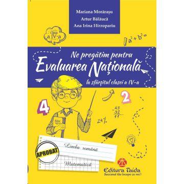 Ne pregatim pentru Evaluarea Nationala la sfarsitul clasei a IV-a (Taida)