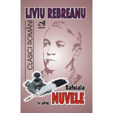 Nuvele Liviu Rebreanu (Andreas)