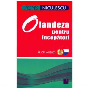Olandeza pentru incepatori & CD audio