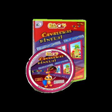 PitiClic- Cavalerul binelui (CD-ROM) 3-7 ani