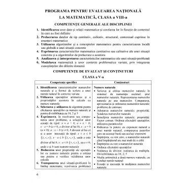 Pregătirea Examenului De Evaluare Națională În 25 De Săptămâni – Matematică (Sigma)