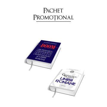 Pachet Promo DOOM + Gramatica (Univers Enciclopedic)