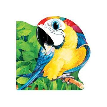 Papagalul. Primii pasi (Prut)