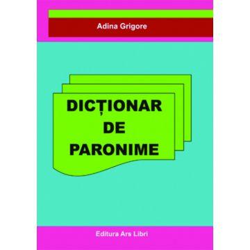 Dictionar de paronime (Ars Libri)