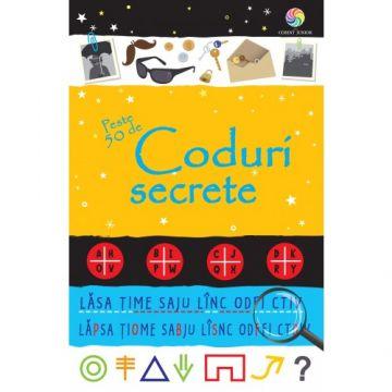 Peste 50 de coduri secrete (Corint)