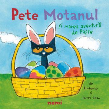 Pete Motanul și marea aventură de Paște (Nemira)