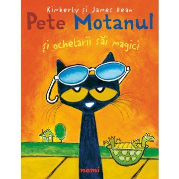 Pete Motanul și ochelarii săi magici (Nemira)