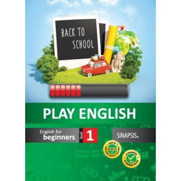 Play English Level 1 - pagini color (Sinapsis)