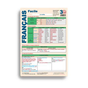 Franҫais facile 3 (Booklet)
