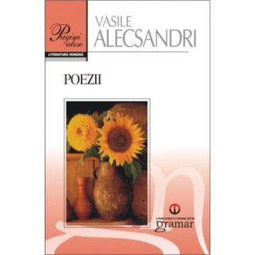 Poezii- Alecsandri (Mondoro)