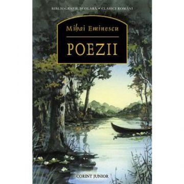 Poezii Mihai Eminescu (Corint)