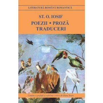 Poezii. Proza. Traduceri (Cartex)