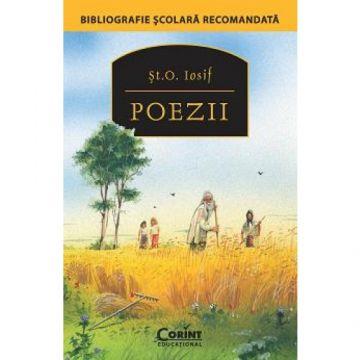 POEZII STEFAN OCTAVIAN IOSIF (Corint)