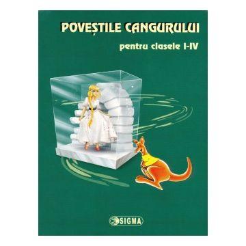 Povestile Cangurului pentru clasele I-IV (2007-2011)