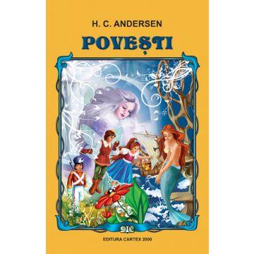Povesti- HANS CHRISTIAN ANDERSEN (Cartex)