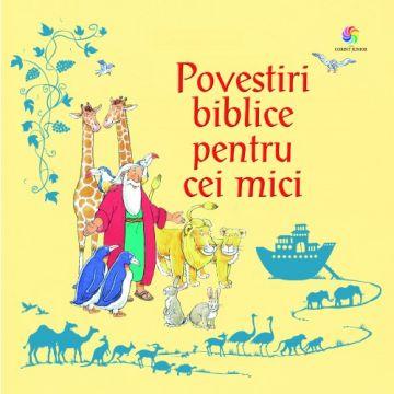 Povestiri biblice pentru cei mici (Corint)