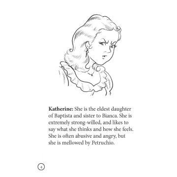 Shakespeare pentru copii: Îmblânzirea scorpiei (ediție bilingvă, incl. Audiobook) (Niculescu)