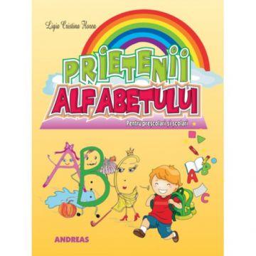 Prietenii alfabetului (COLOR, capsata)