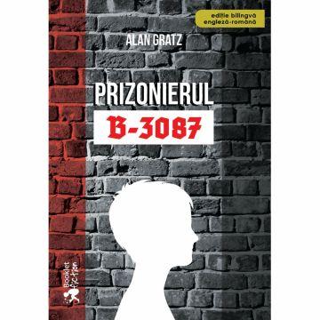 Prizonierul B-3087, editie bilingva engleza-romana (Booklet)
