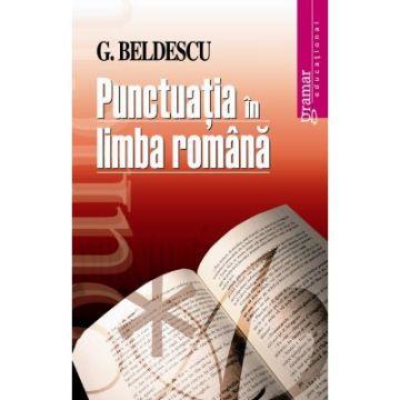 Punctuatia in limba romana (Mondoro)